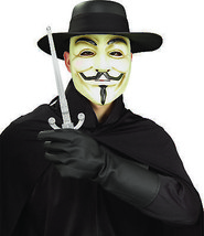 V For Vendetta Gloves  Costume Accessories - $20.51