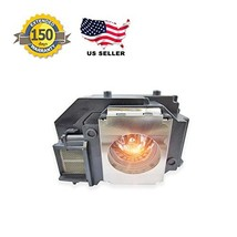Replacement Lamp Module for EPSON EH-DM3/H319A/H319B/MovieMate 60/MovieMate 62 w - $117.49