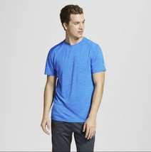 Champion C9 Men's Premium Tech T-Shirt Blue Velvet Evening Heather Size 4XB - $9.75