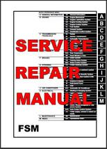 Yamaha Waverunner Fx Sho Fx Cruiser Sho Factory Service Oem Maintenance Manual - $14.95