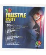 KTU Freestyle Party Vol.1 Stevie B. Noel, Judy Torres, Nayobe, Freestyle... - $11.60