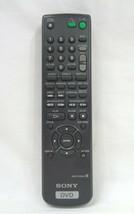 Sony RMT-D128A Dvd Player Remote DVDPNS500V DVPN5400D DVPN650V DVPNS4 DVPNS400D - $10.59