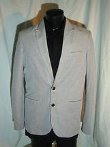 Zara Collection Mens Stylish Jacket Blazer Size L - XL - $49.33