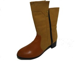 BE&D by Maison Dumain Maida Vale Camel Thigh High Women Winter Shoe - $54.99