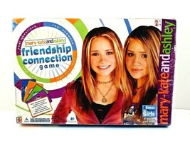 Mary Kate and Ashley Friendship Connection Game 2002 Mattel Rare NEW SEALED - $27.67