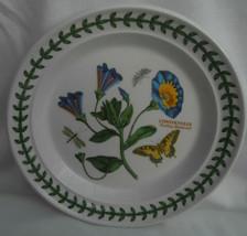 "Portmeirion Botanic Garden Trailing Bindweed 7 1/4"" Bread Plate - $19.79"
