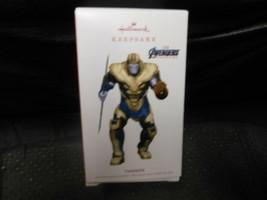 """Hallmark Keepsake """"Thanos - Avenger's Endgame"""" 2019 Ornament NEW See Det... - $9.16"""