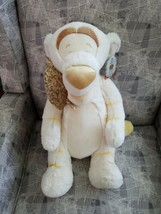 "Large Disney Store Gold And Cream 18"" Tigger Stuffed Animal, Nwt, So Soft! - $21.73"