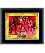 """""""KISS"""" 2014 Rock and Roll Hall of Fame Inductees-11""""x 14"""" Framed/Matted ... - $43.55"""