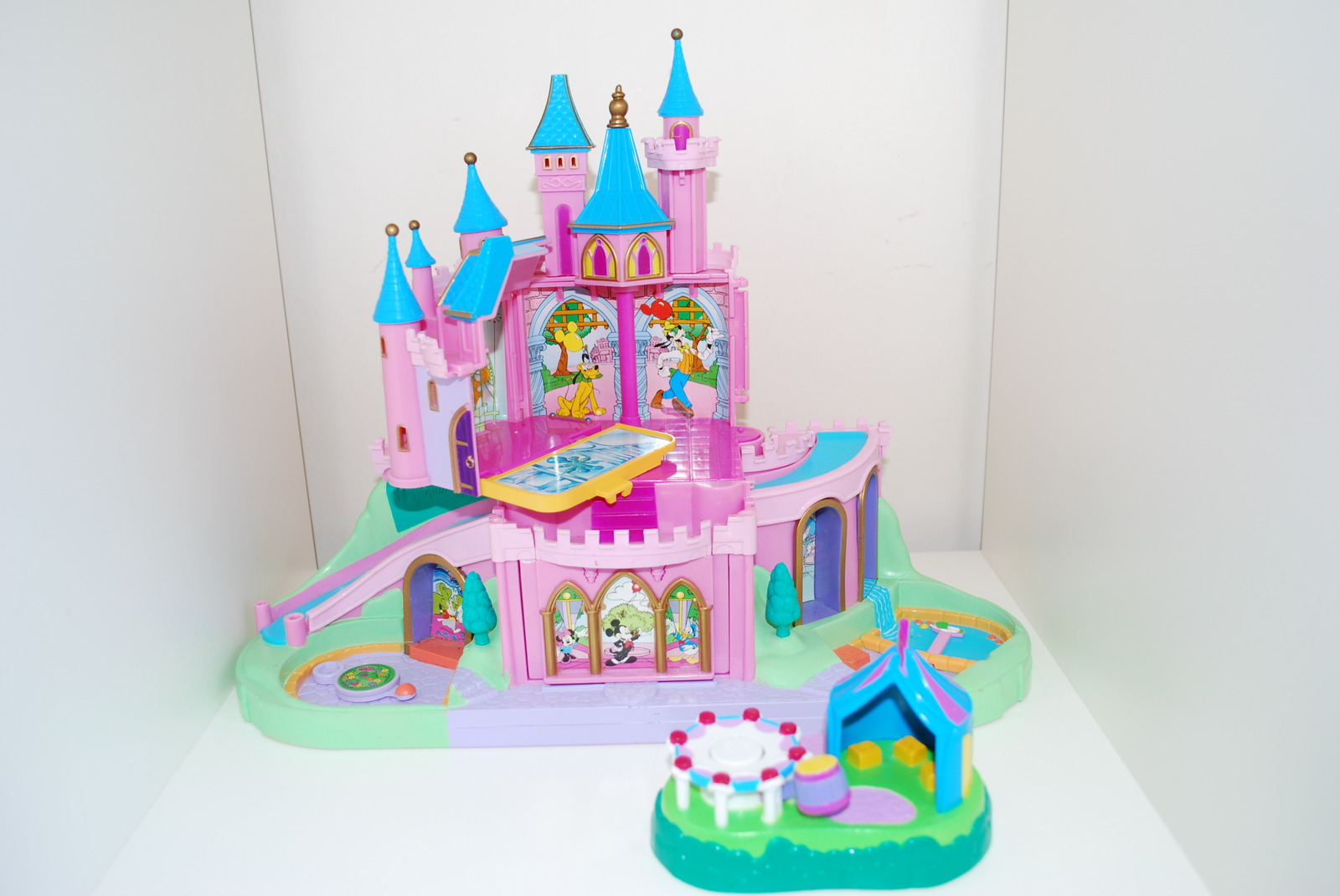 & Polly Pocket Magic Kingdom Disney Castle and 50 similar items