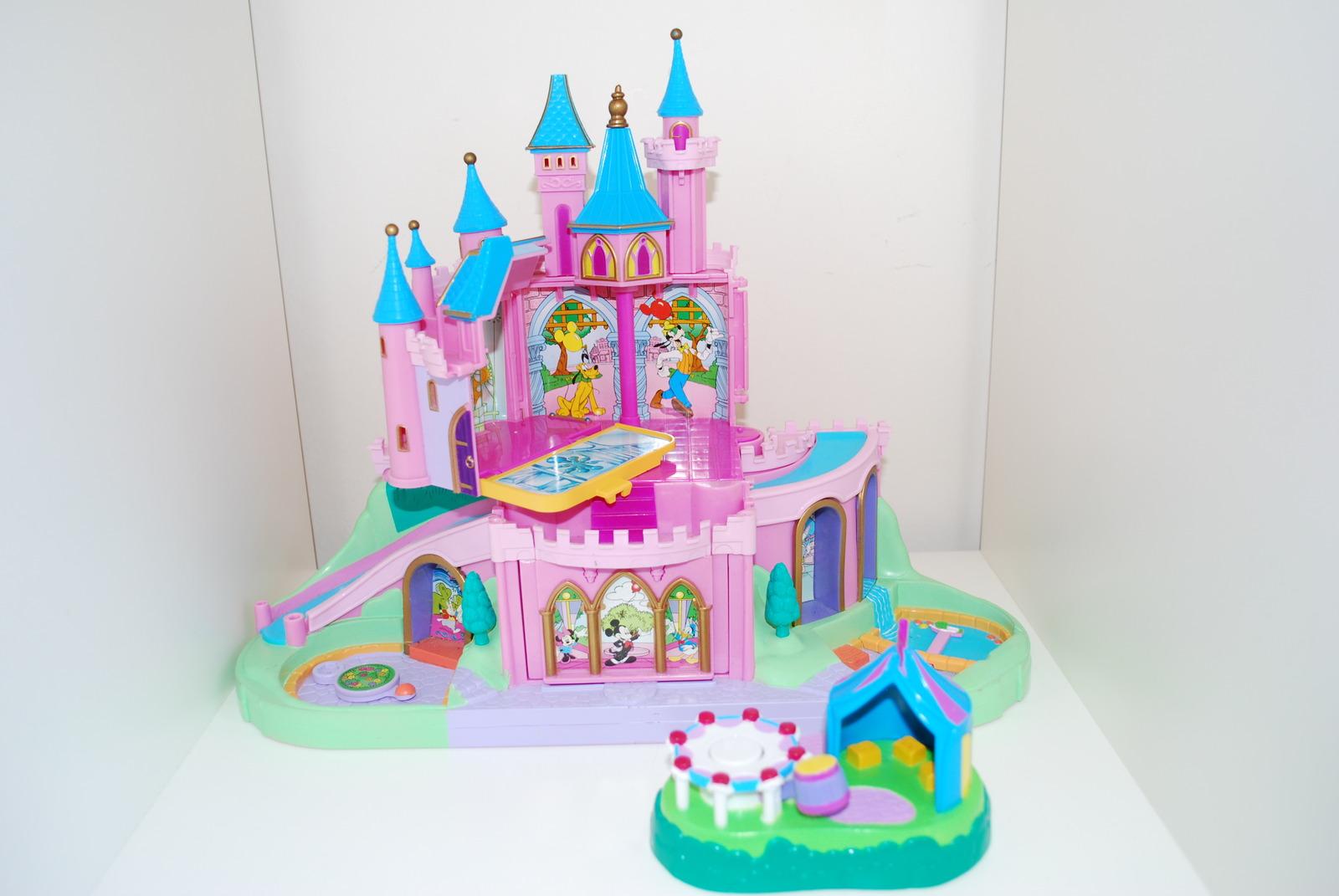 the best attitude 4d7f8 0488a Polly Pocket Magic Kingdom Disney Castle and 49 similar items