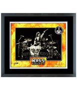 """Eric Singer of """"KISS"""" - 11"""" x 14"""" Framed and Matted Photo    - $43.55"""