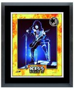 """Paul Stanley of """"KISS"""" - 11"""" x 14"""" Framed and Matted Photo    - $43.55"""