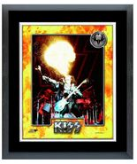 """Gene Simmons of """"KISS"""" - 11"""" x 14"""" Framed and Matted Photo    - $43.55"""