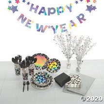 Diamond New Year's Eve Party Kit for 24 - $89.98