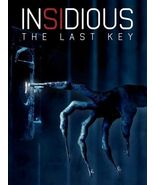 Insidious: The Last Key DVD 2018 Brand New Sealed - $5.50