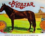 Alcazar cigar label 002 thumb155 crop