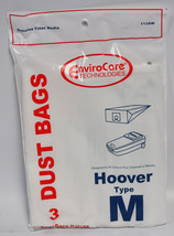 Hoover Type M Canister Vacuum Cleaner Bags - $4.67