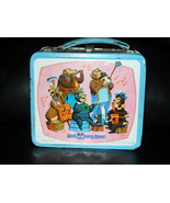Vintage 1970s Aladdin Walt Disney World Metal Lunchbox With Thermos - $44.99