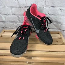 Nike Air VaporMax Black Pink  Women Size 8.5 - $69.99