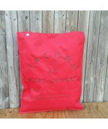 Jacobs by Marc Jacobs Polyester Canvas Red Shopper Tote Crossbody Bag - $50.00