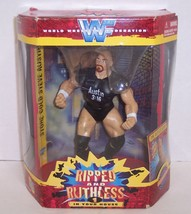 "New! 1997 Jakk's WWF Ripped & Ruthless 1 ""Steve Austin"" Action Figure WW... - $19.79"