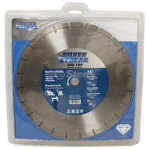 Stens 309-100 Silver Streak Segmented Blade Cut-Off Saw 14mm Rim Height - $45.14
