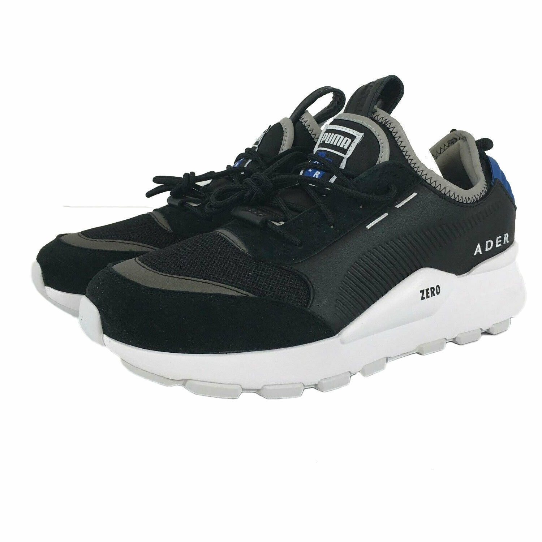 Puma Men's RS-0 Ader Error Black/Blue 367198-02