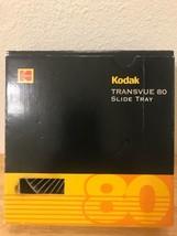 Kodak Carousel 80 Slide Tray B80T - Holds 80 35mm Slides Transvue 80 1046093  - $29.59