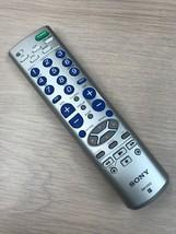 Sony RM-V302 Silver Remote Control -Tested-                                 (V9)