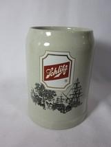 Schlitz .5 Litre Stoneware Beer Stein Mug Tankard From West Germany - $19.79