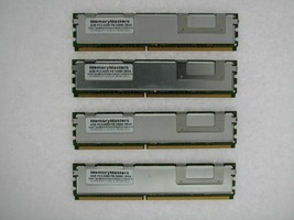 NOT FOR PC! 16GB 4x4GB PC2-5300 FB-DIMM Apple Mac Pro (4-core) 1st Gen 2... - $18.70