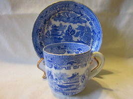 Vintage / Antique Duchess English Bone China Cup & Saucer, 1910 - 1920s - $20.00