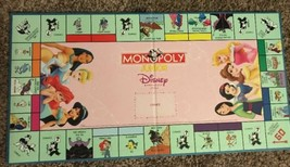 Monopoly Junior Princess 2004 Game Board ONLY - $5.99