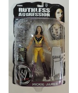 WWE Ruthless Aggression Series 34 Mickie James wrestling figure ( TNA WW... - $38.00