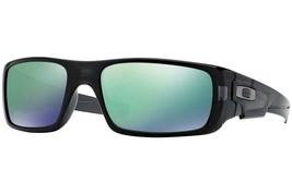 Oakley Crankshaft Sunglasses OO9239-02 Black Ink Frame W/ Jade Iridium Lens - $59.39