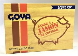 GOYA SABOR A JAMON DE COCINAR - HAM FLAVOR CONCENTRATE 3.52 OZ - $7.22
