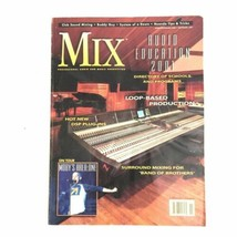 Mix Magazine Pro Audio Music Club Sound Mixing System of a Down Moby Nov 2001 image 1
