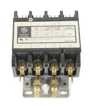 GENERAL ELECTRIC CR353AC4AA1 CONTACTOR W/ 55-B20A COIL 110/120V 50/60HZ