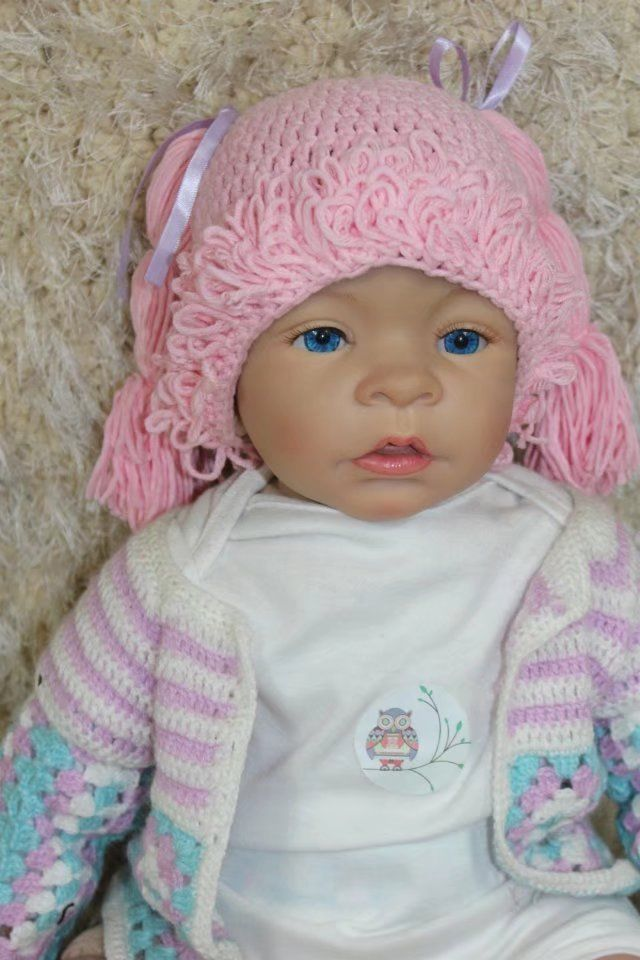 Famous Crochet Cabbage Patch Hair Hat Pattern Photo Sewing Pattern