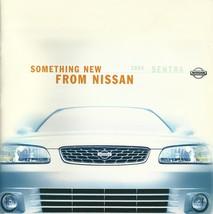 2000 Nissan SENTRA sales brochure catalog US 00 XE GXE SE - $6.00
