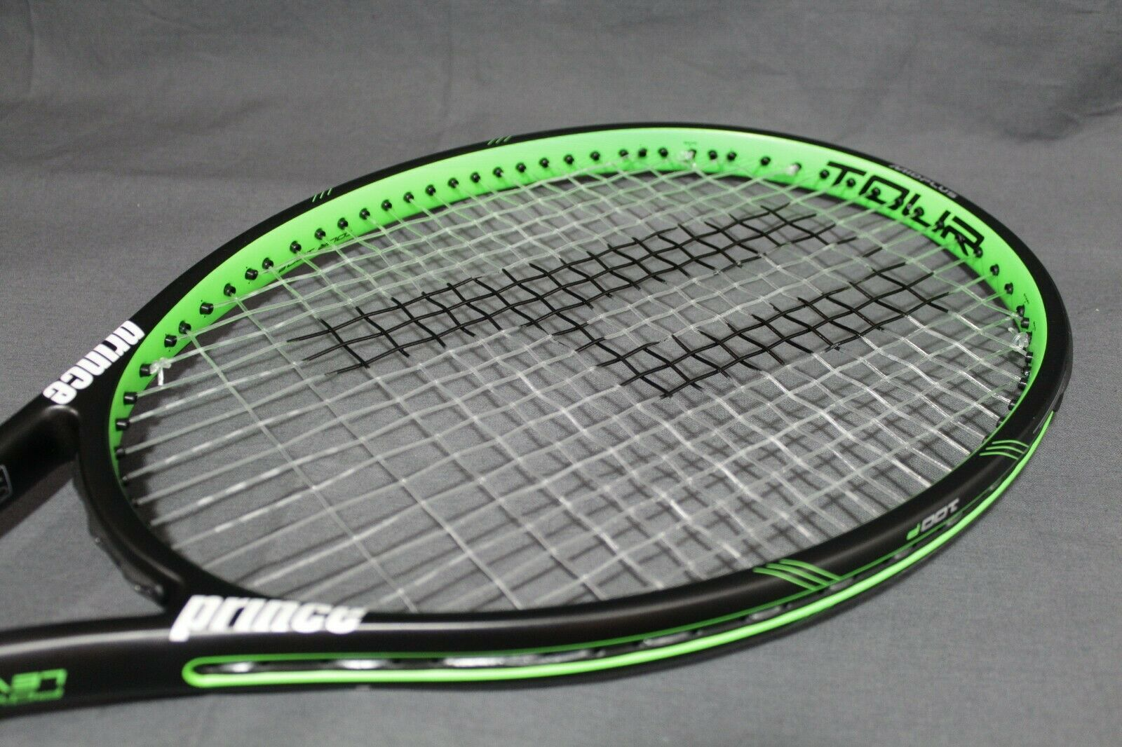 NEW Prince Textreme Tour 100P 2015 Tennis Racquet 4 3/8  Strung