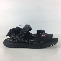 Under Armour Fat Tire Sandals Men's Size 11 Black NWT Hiking Camping Water - $77.35 CAD