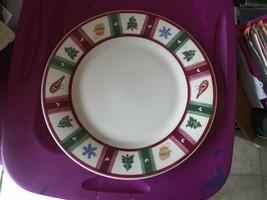 Pfaltzgraff Snow Bear round platter 1 available - $7.13