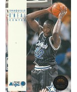 1993-94 SkyBox Premium #133 Shaquille O'Neal  - $0.50