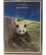 All About Pandas (DVD, 2008, Brand New) - $12.96