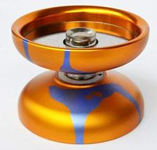 Acid Mirror ProSeries Unresponsive Professional Yo-Yo 2018 Annodized Yel... - $15.67