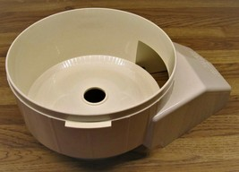 Presto Minnie Max 0290002 Food Processor REPLACEMENT CHUTE BOWL ONLY - $10.99