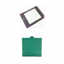 New GREEN Nintendo Game Boy Original DMG-01 Battery Cover + New Screen L... - $6.63
