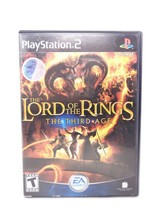 Lord of the Rings: The Third Age (Sony PlayStation 2, PS2) LN Cond ~ Complete - $24.49